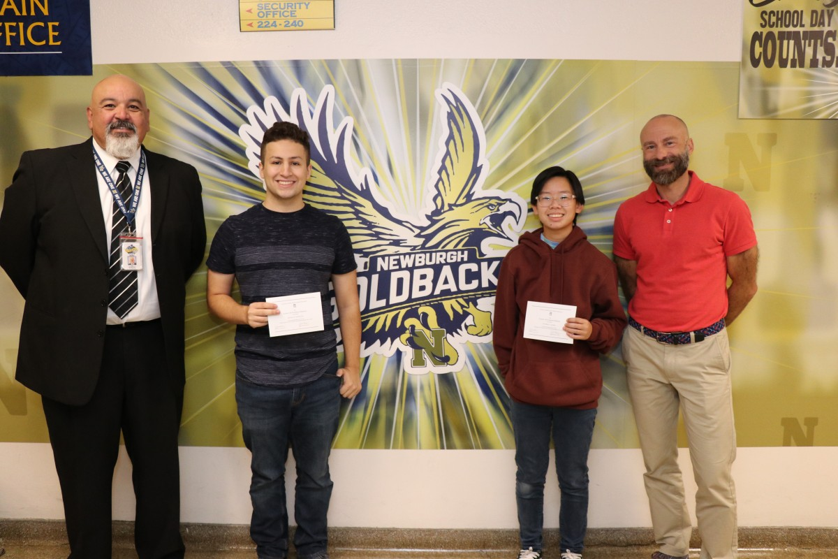 Thumbnail for Two NFA Main Scholars Named Commended Students in the 2020 National Merit Scholarship Program