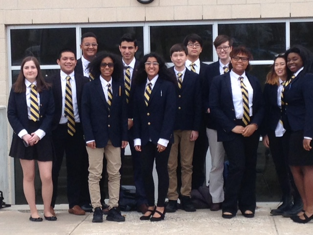 Thumbnail for NFA Debate team competes in first tournament