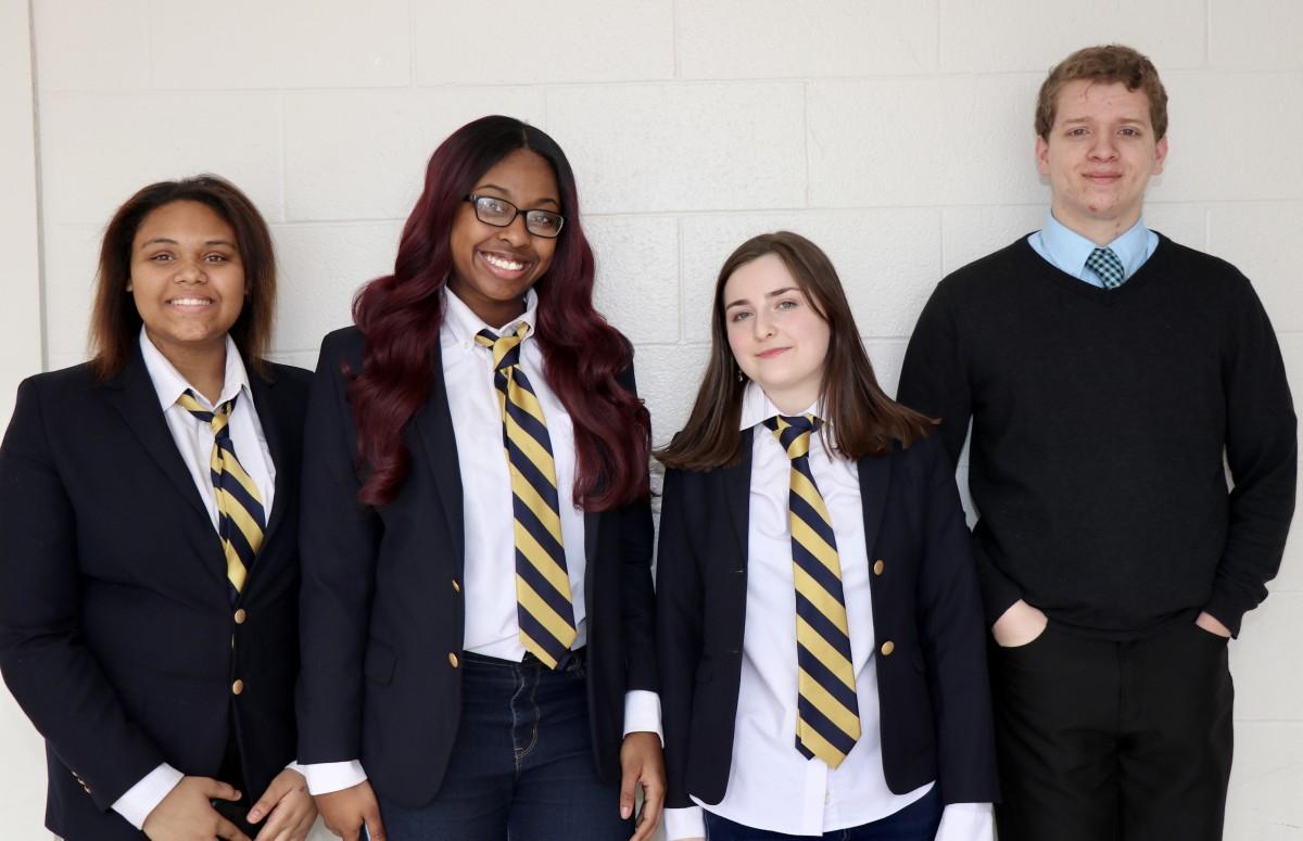 Thumbnail for Meet Members of the Newburgh Free Academy Debate Team