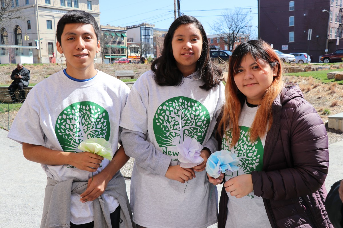 Thumbnail for Zero Waste and Interact Clubs Volunteer for Community Clean Up