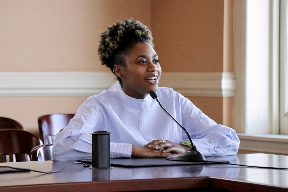 Thumbnail for Newburgh Free Academy Students Present Ideas to City Council