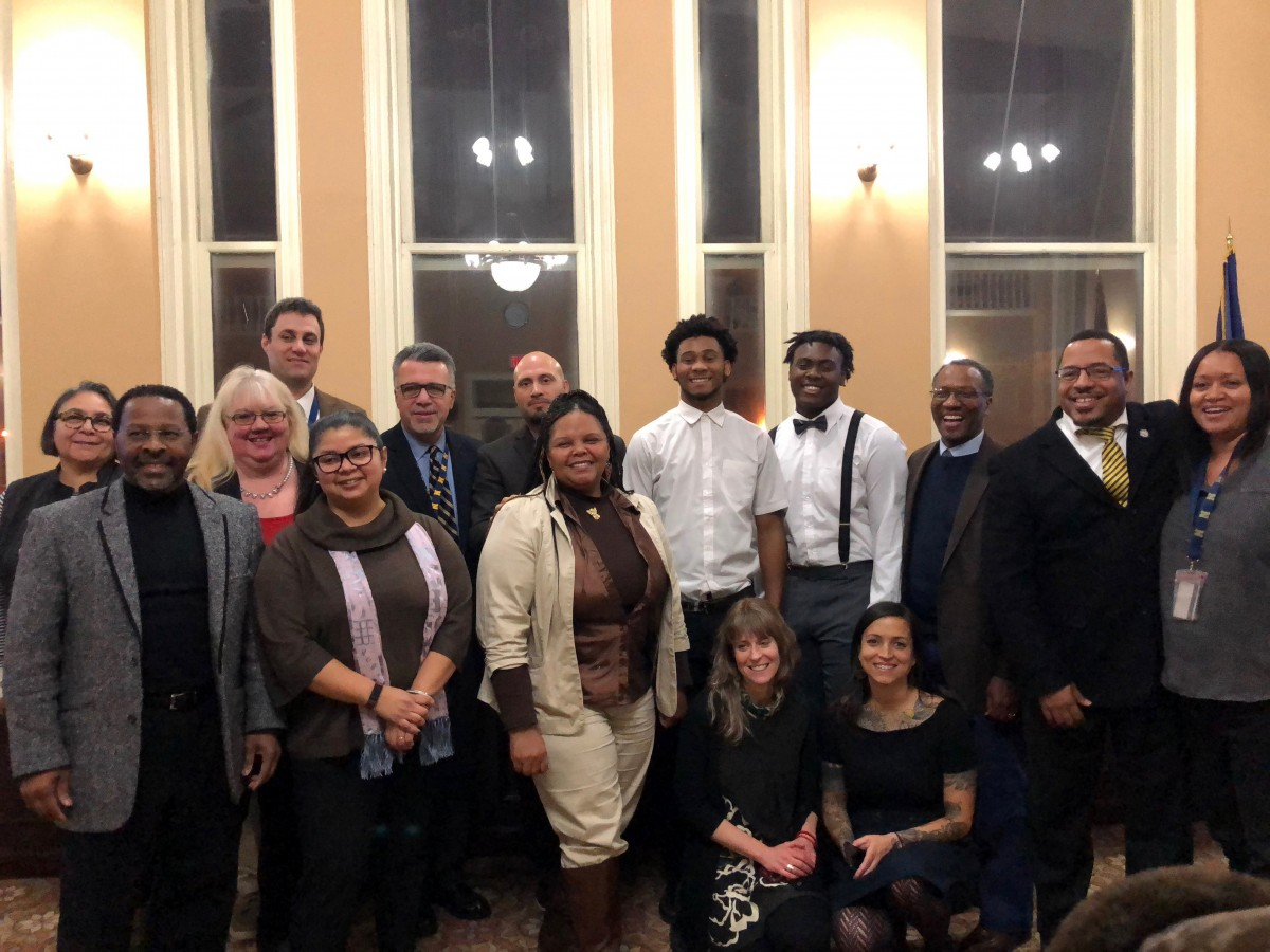 MBK Fellows Address City Council