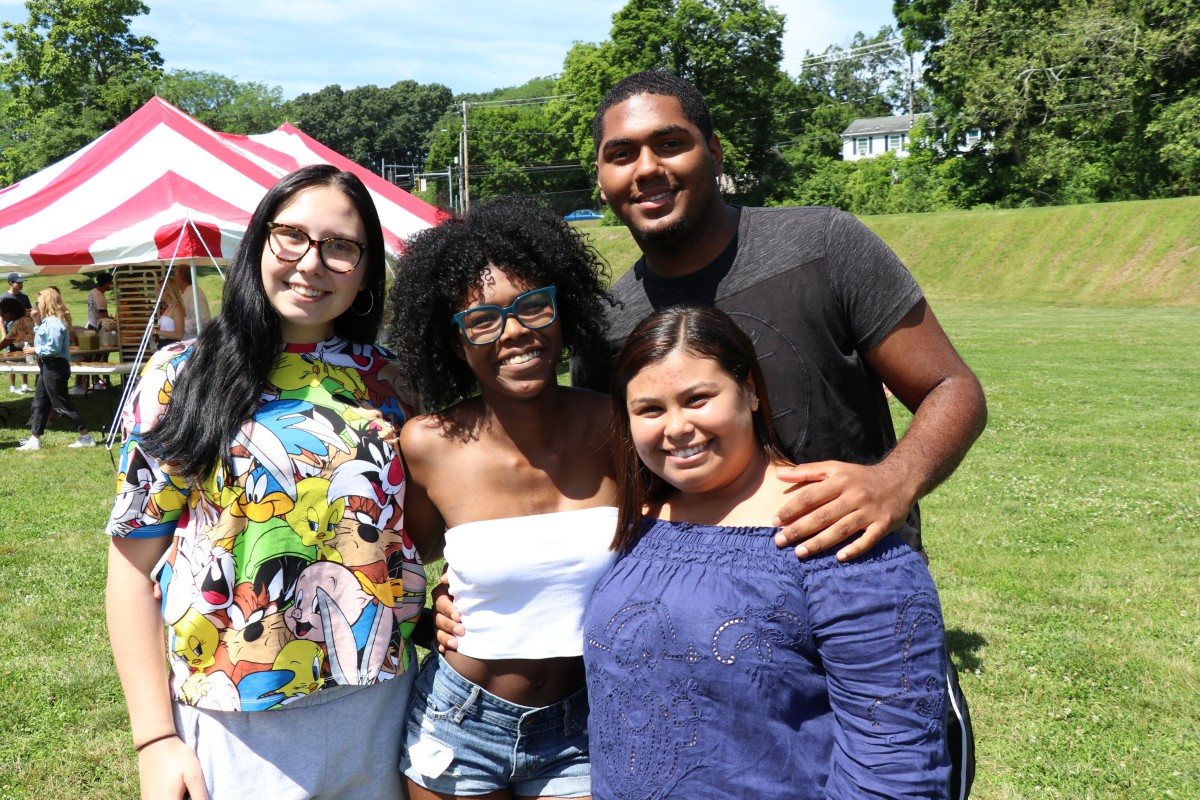 Thumbnail for NFA Scholars Celebrate Senior Picnic