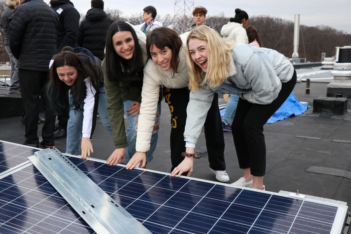 Thumbnail for Newburgh Free Academy Main Scholars Learn about Efficient Energy