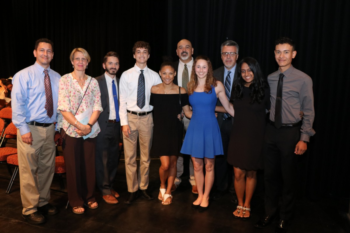 Thumbnail for Newburgh Free Academy Inducts 135 scholars into 82nd National Honor Society Ceremony