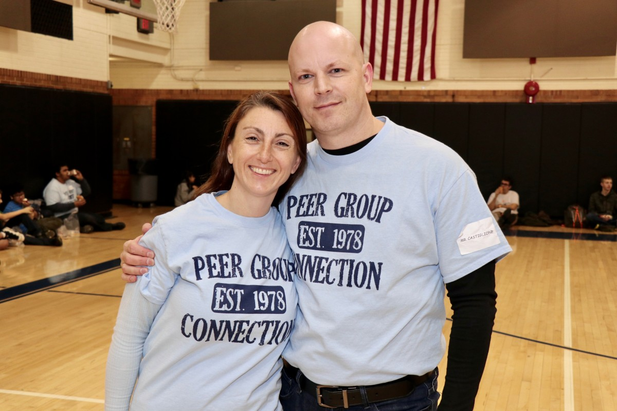 Advisors, Mr. Phillip Castiglione and Mrs. Lauren LoAlbo