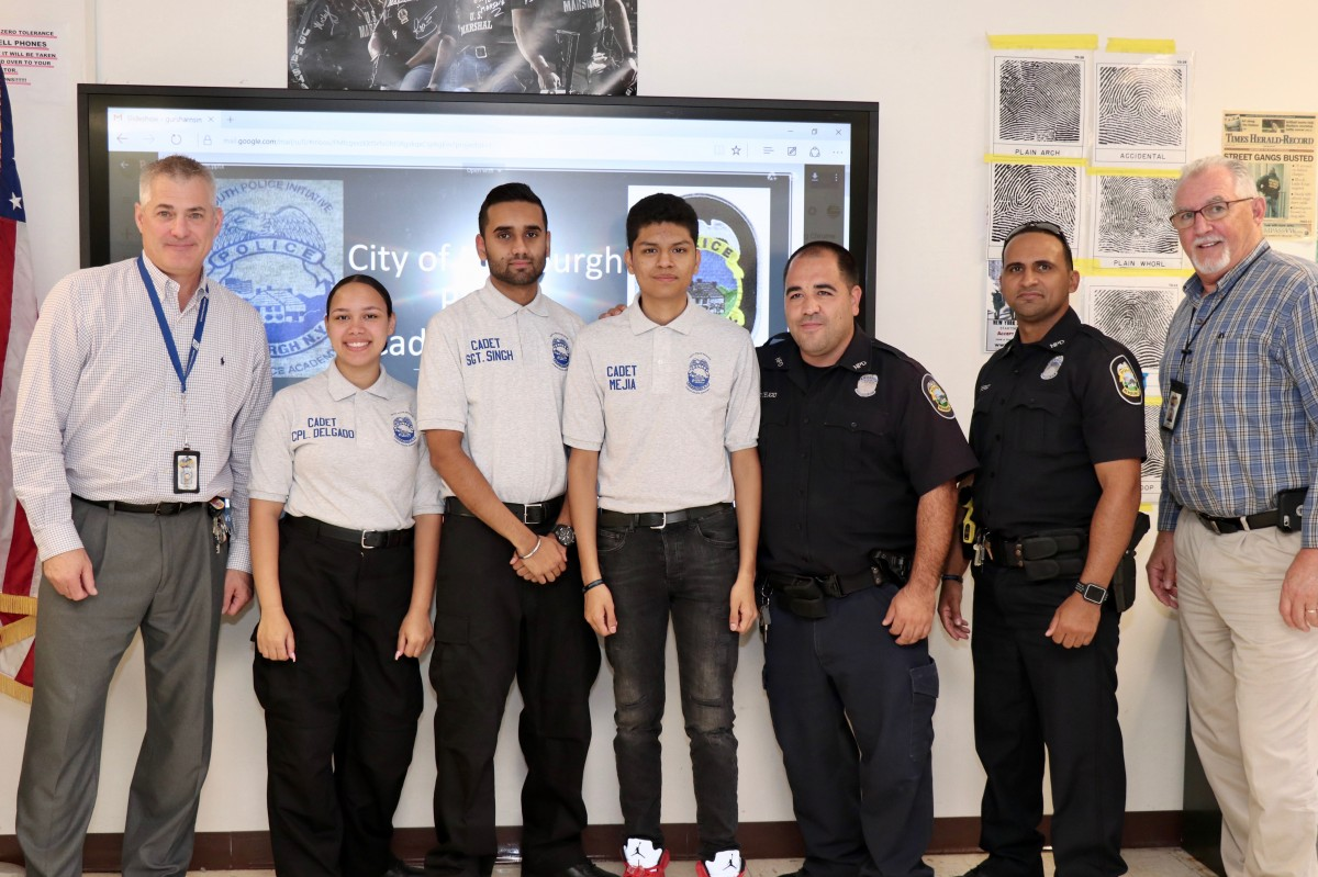 NFA Alumni Speak to Scholars about Youth Police Initiative