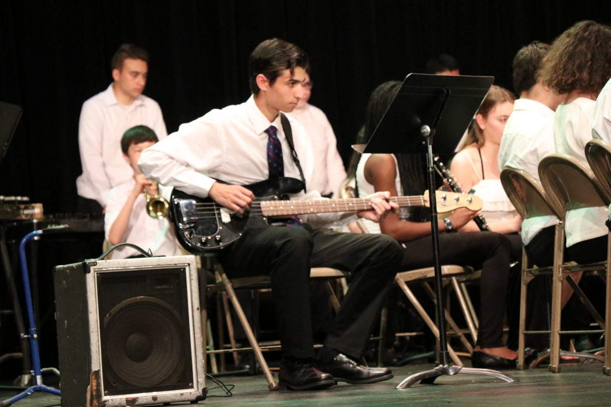 Thumbnail for Newburgh Free Academy, Main Campus Music Department Hosts their Spring Concert I