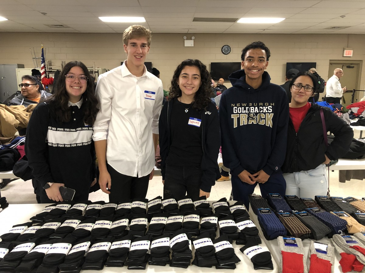 Thumbnail for Goldbacks Give Back! Scholars Volunteer for Those in Need