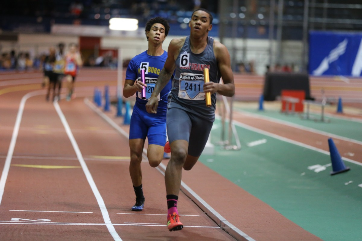 Ryler Gould: 4X400m relay  (the fastest in the nation for varsity this year)