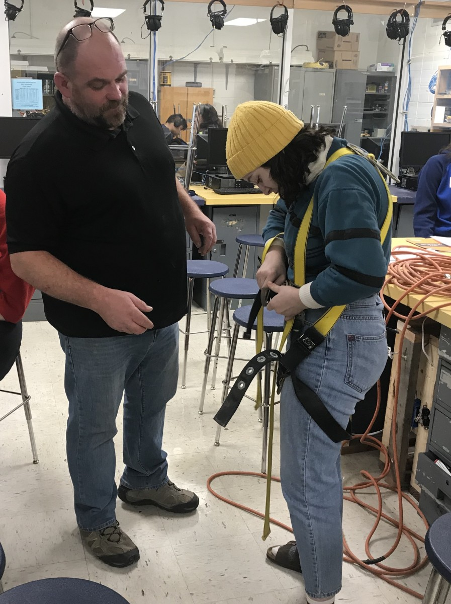 Thumbnail for NFA Video Production Scholars Earned OSHA Certificate in Preparation of Video Competition