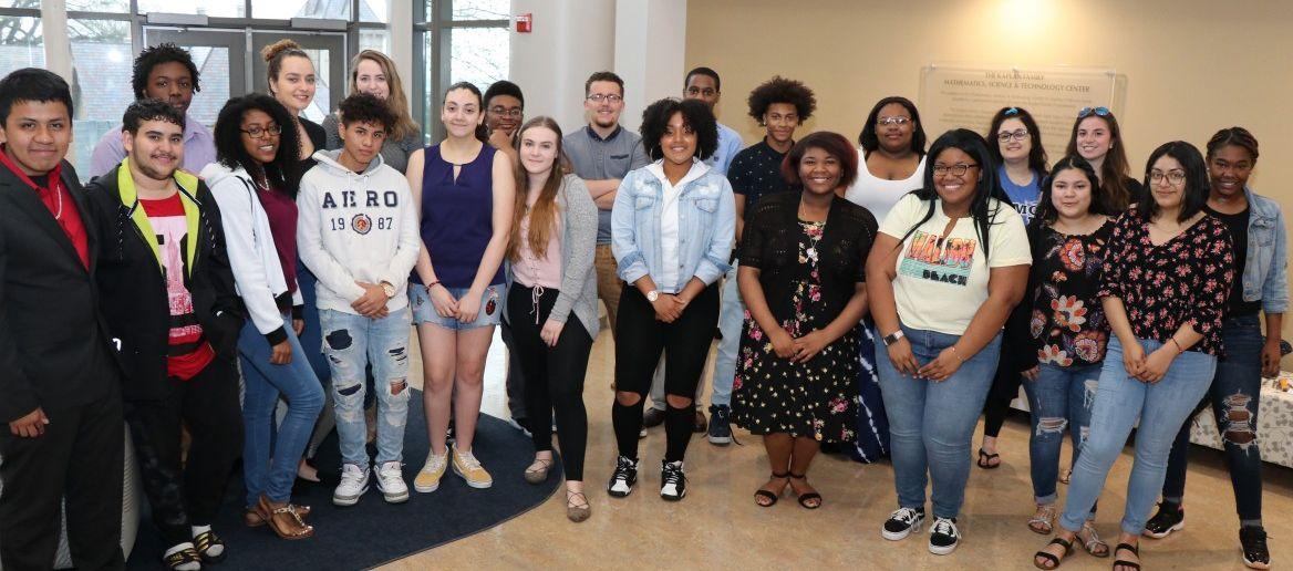 Thumbnail for Newburgh Free Academy, West Campus Celebrates Programs with Mount Saint Mary College