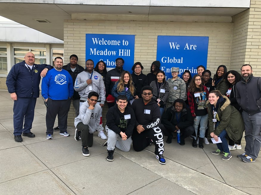 Thumbnail for NFA West participates in Meadow Hill School's Annual Reading Retreat