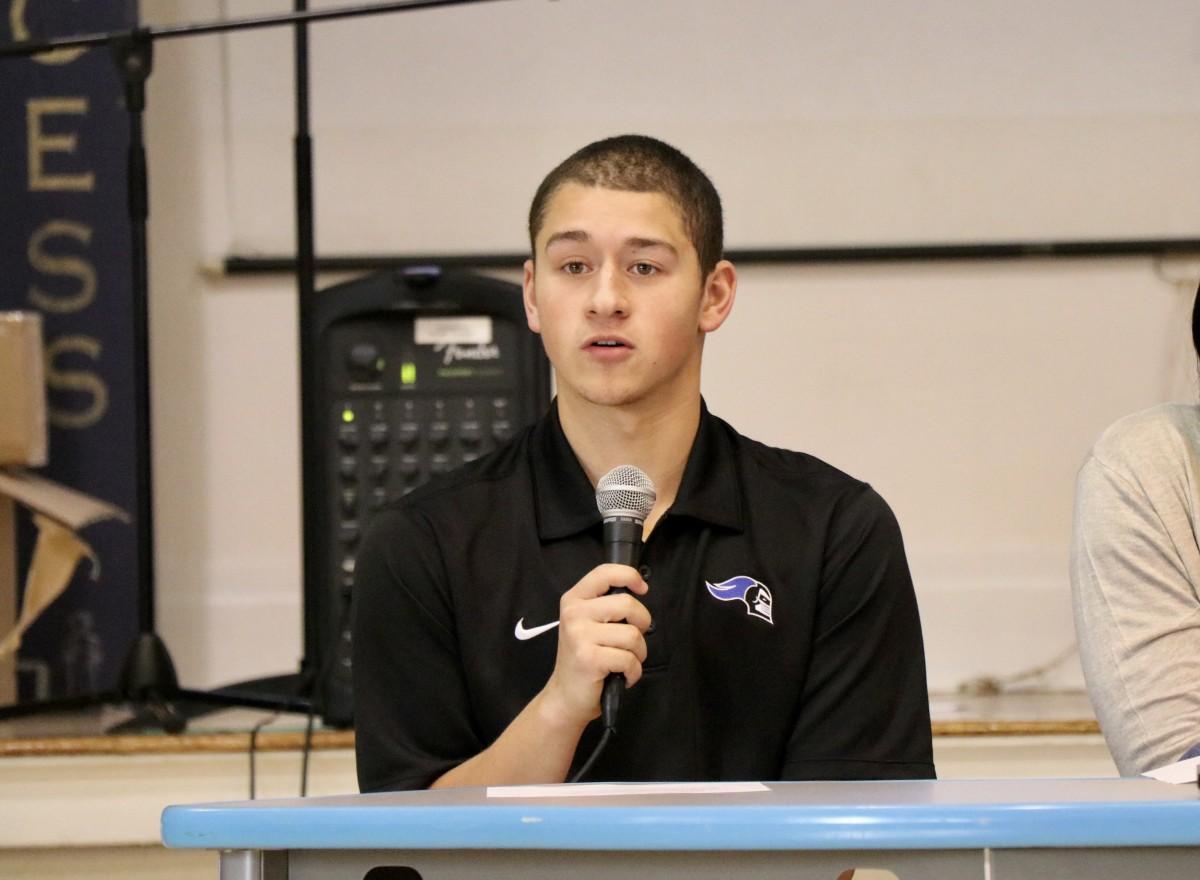 NFA Alumni panelist