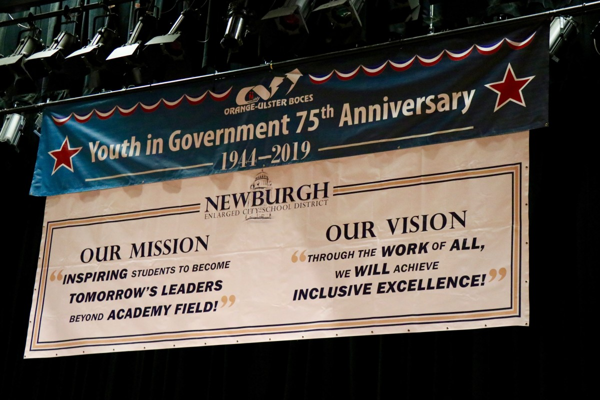 75th anniversary banner