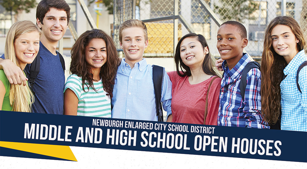 Middle and High School Open Houses