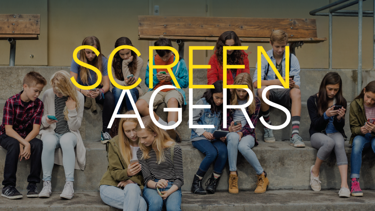 Thumbnail for Student Government at South Middle School Hosts: Screenagers. All are welcome!