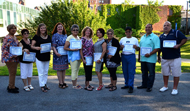 Thumbnail for Newburgh Enlarged City School District Honors Retirees