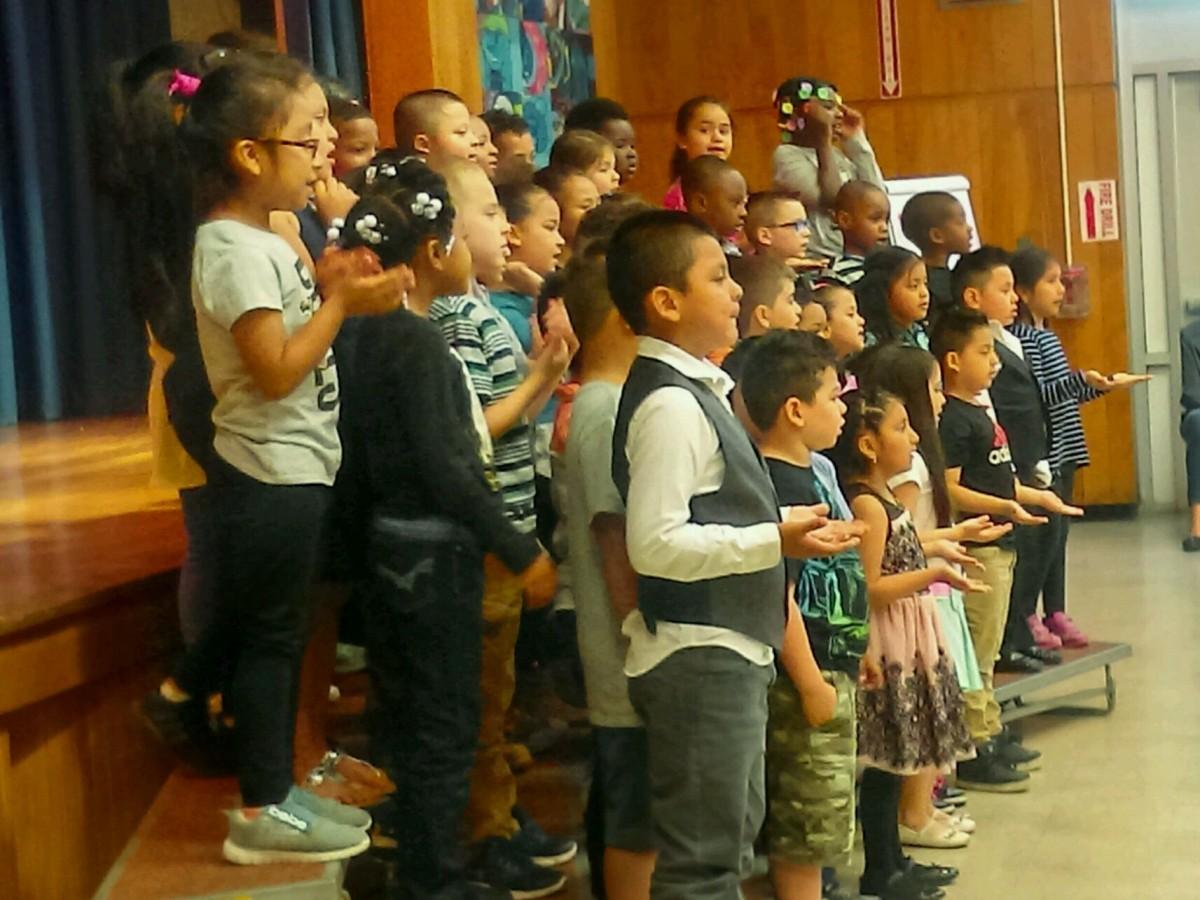 Children Singing 7