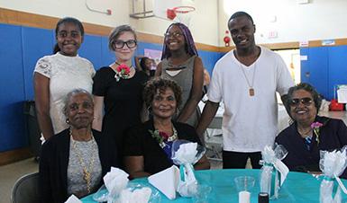 "Thumbnail for Meadow Hill Hosts Senior ""Senior"" Prom for Local Senior Residents"