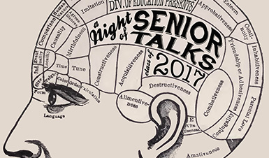 Thumbnail for Night of Senior Talks at the Mount - Wed. May 24th