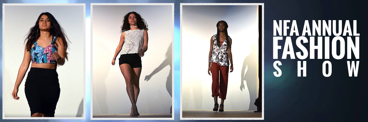 Fashion Show Recap