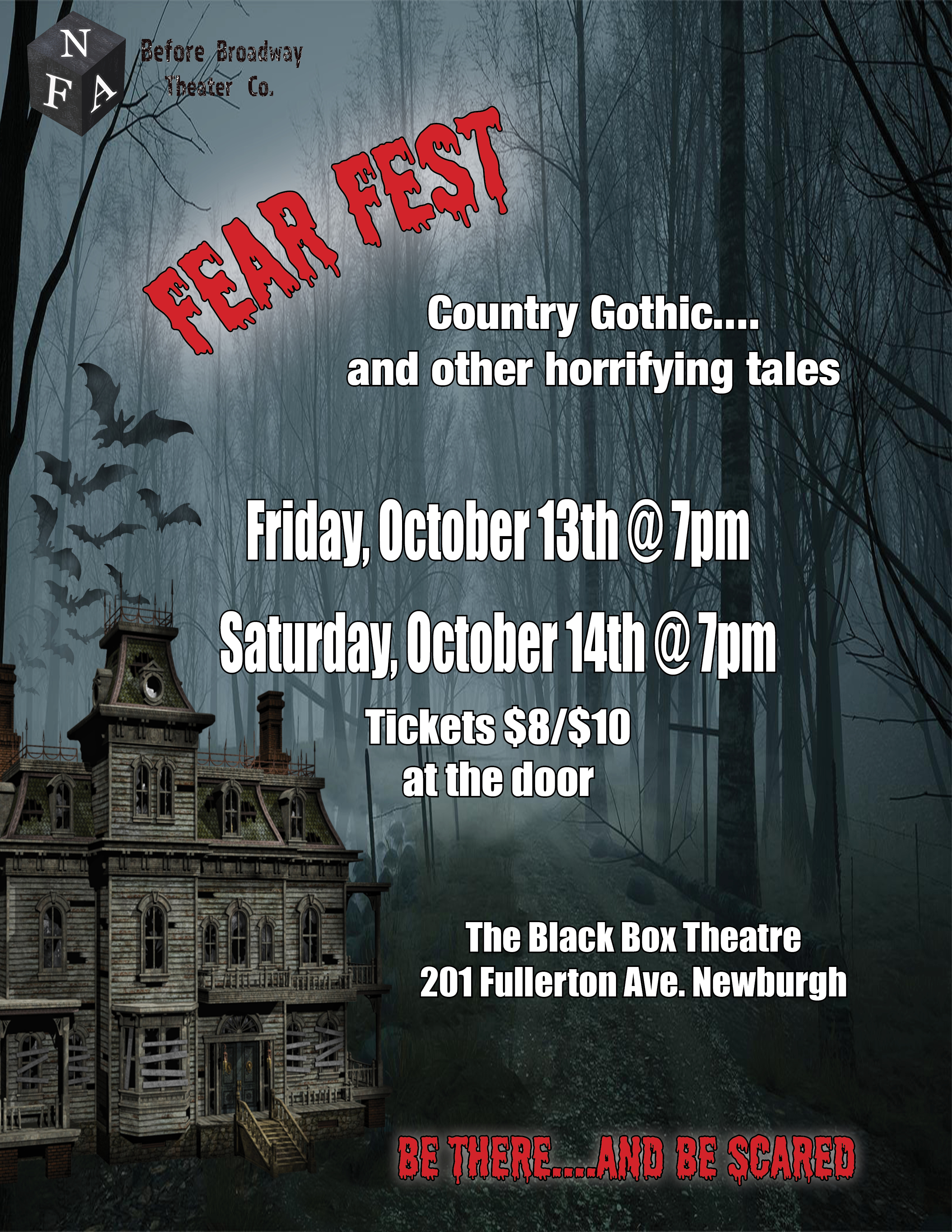 Fear Fest Poster