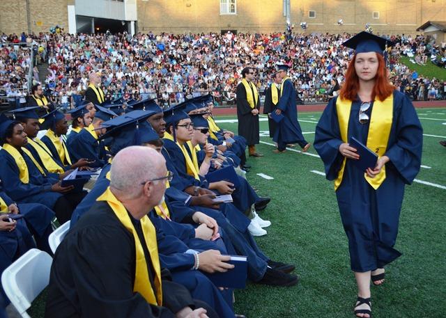 Newburgh Class of 2017 Graduates 1