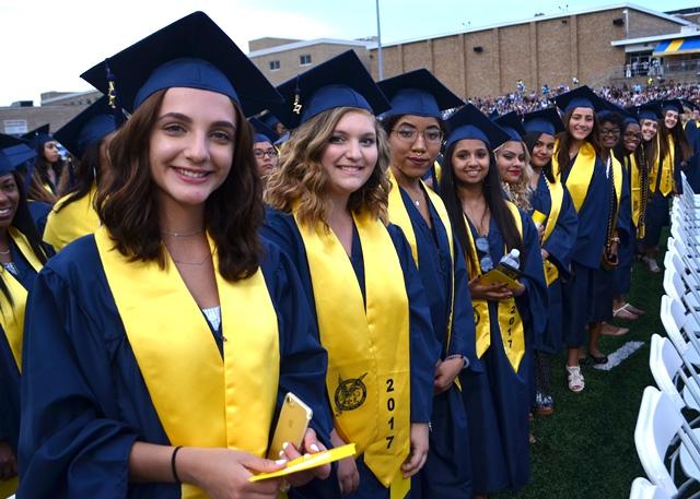 Newburgh Class of 2017 Graduates 10