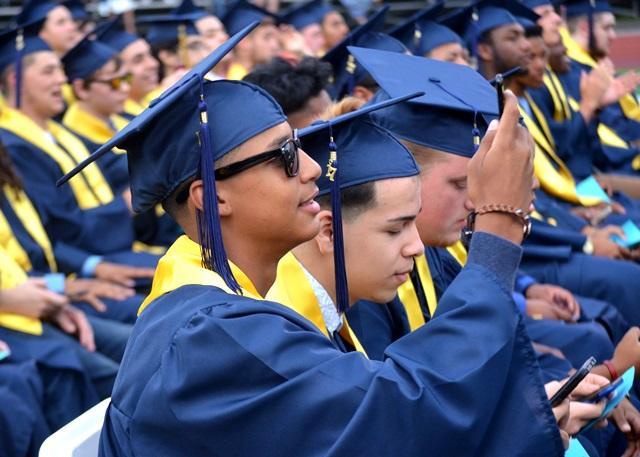 Newburgh Class of 2017 Graduates 11