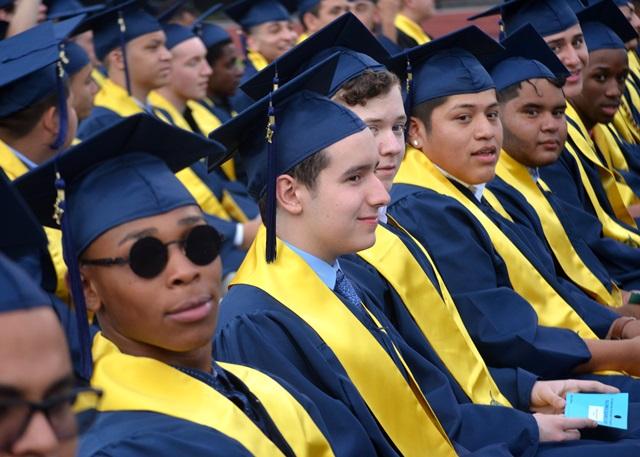 Newburgh Class of 2017 Graduates 12