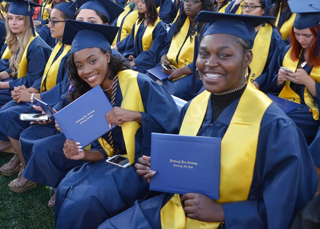 Newburgh Class of 2017 Graduates 2