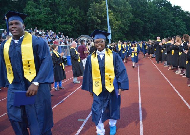 Newburgh Class of 2017 Graduates 5