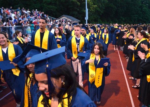 Newburgh Class of 2017 Graduates 6