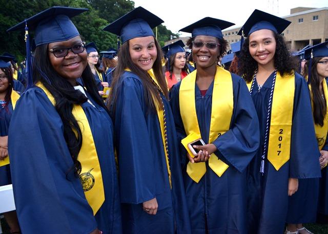 Newburgh Class of 2017 Graduates 9