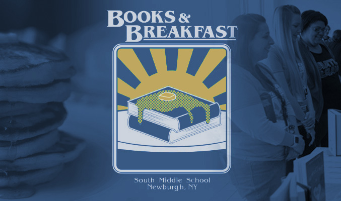 Thumbnail for South MS Families: Books and Breakfast Registration - March 9, 2019