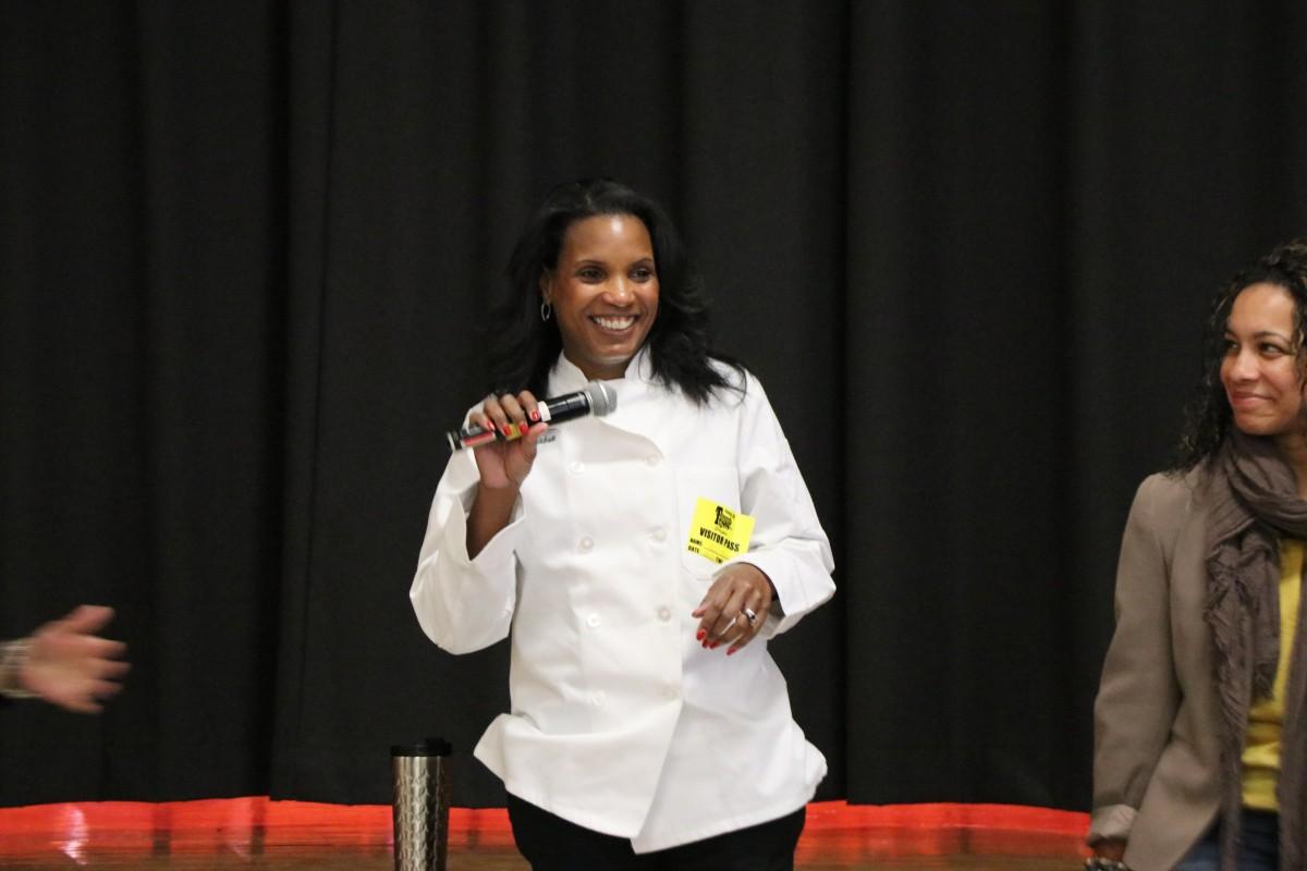 Chef Tara Jackson