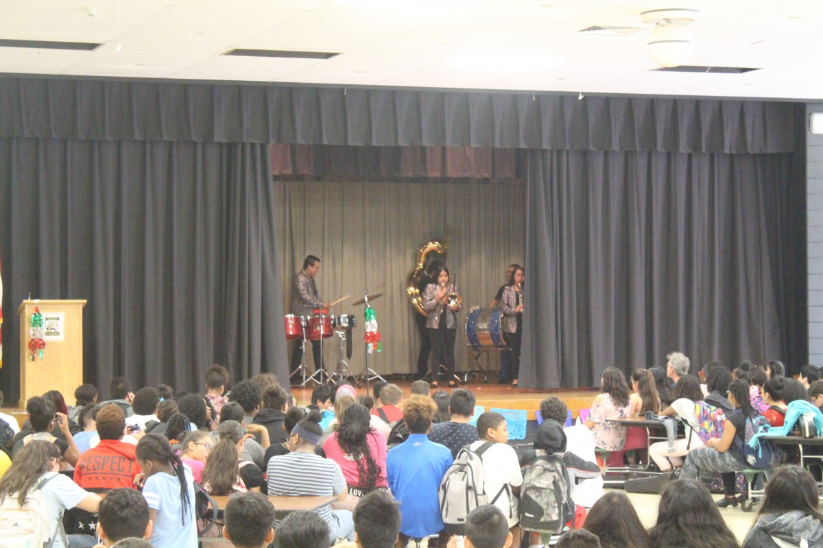 Thumbnail for Temple Hill Academy World Language Learners Host Cinco de Mayo Celebration