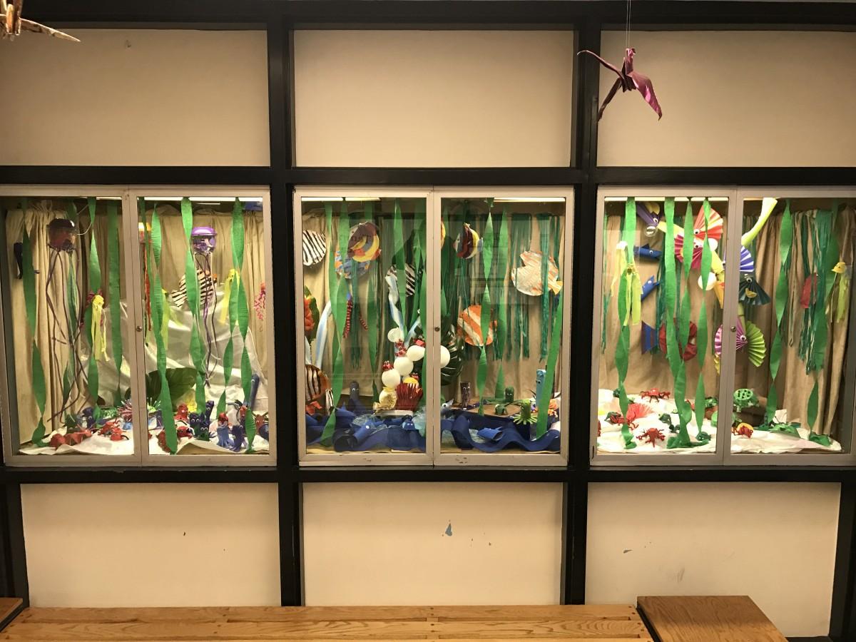 Temple Hill Third Grade Ocean Challenge