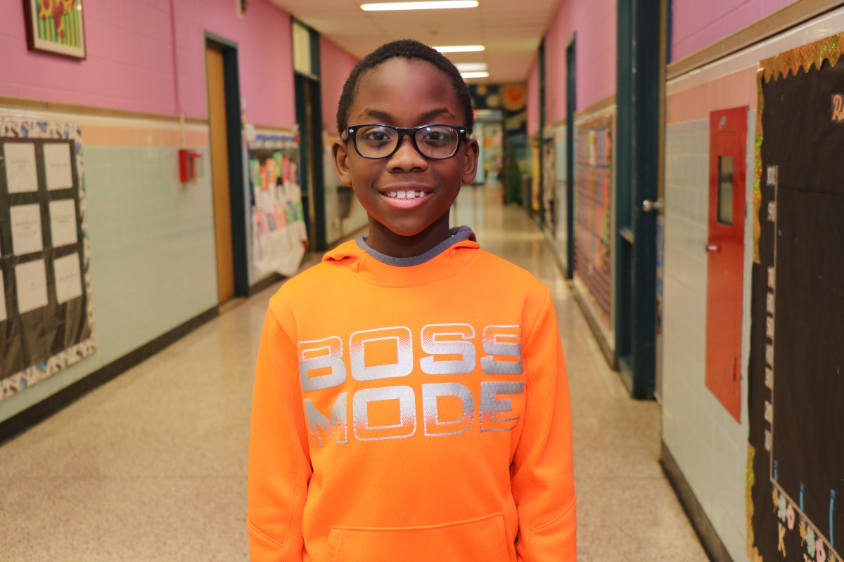 Joshua Kimbrough, 4th grade, Vails Gate STEAM Academy, Newburgh Enlarged City School District My plans are to make stop motion cartoons. If I can work for Disney or Warner Bros, that would be stupendous. I have been drawing for a long time and Warner Bros and Disney are really famous. If I get a chance to get hired and get to design movies or shows for those two companies I would be super happy.