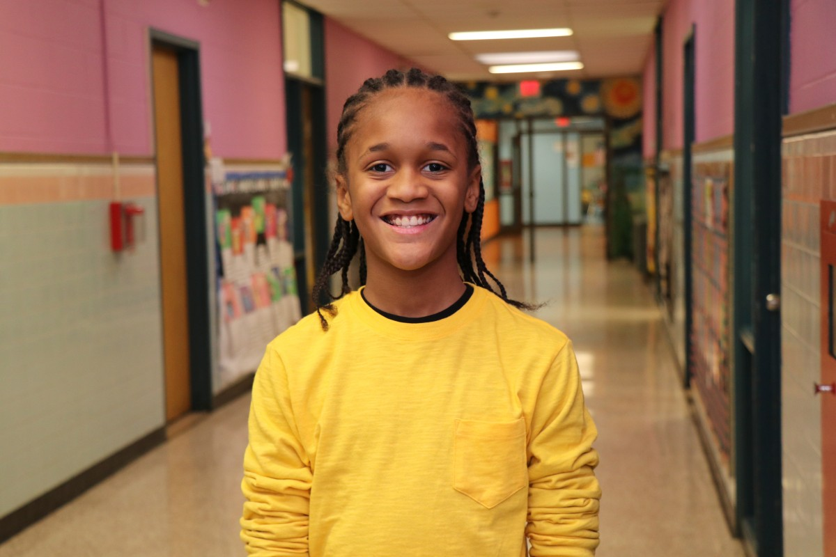 Syreniti Ammons, 5th grade, Vails Gate STEAM Academy, Newburgh Enlarged City School District My future dream is just basketball. If basketball doesn't work out I want to be a gym teacher. I think a gym teacher would fit me since I like sports so much and I also think I may be one of the best basketball players in my school.   My plans are to be good in school, work hard for what I do, get good grades and pass all of my grades. Also after I graduate high school I want to go to college. I'm in a type of club called MBK that stands for My Brother's Keeper. It is a really fun thing I like it and so does everyone else too. My Brother's Keeper teaches me a lot of things. It helps me to know I have a bright future and I am a really great  kid. Sometimes I may have a hard time but that's good because I learn from mistakes. I'm not going to get everything correct. Not even Albert Einstein did that so I'm pretty sure he had to learn things just the way everyone else does. MBK also had speakers. They came from college and from other places just to come to Vails Gate Steam Academy. That is a really good thing. Not to brag or anything I think VGSA is the best school ever! Not to brag again but  I think I'm one of the smartest people in my school especially the 5th grade. I also learned to be resilient and never give up at what you do because if your on the right track and start to give up your going to set yourself up for failure.