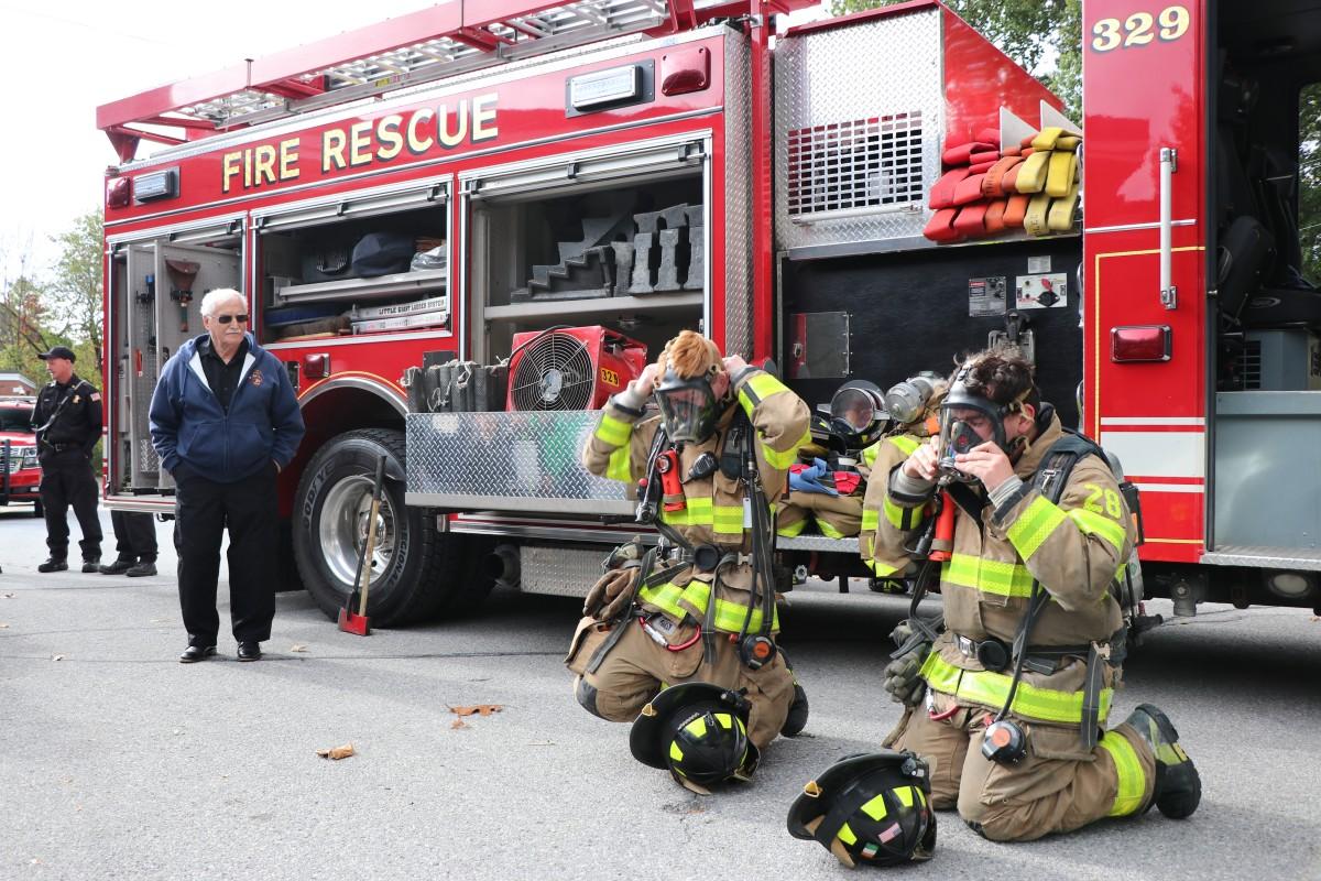 GLA Fire Prevention
