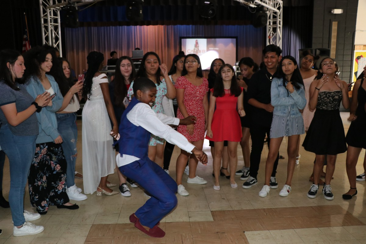 Thumbnail for Temple Hill Academy Hosts Eighth Grade Formal