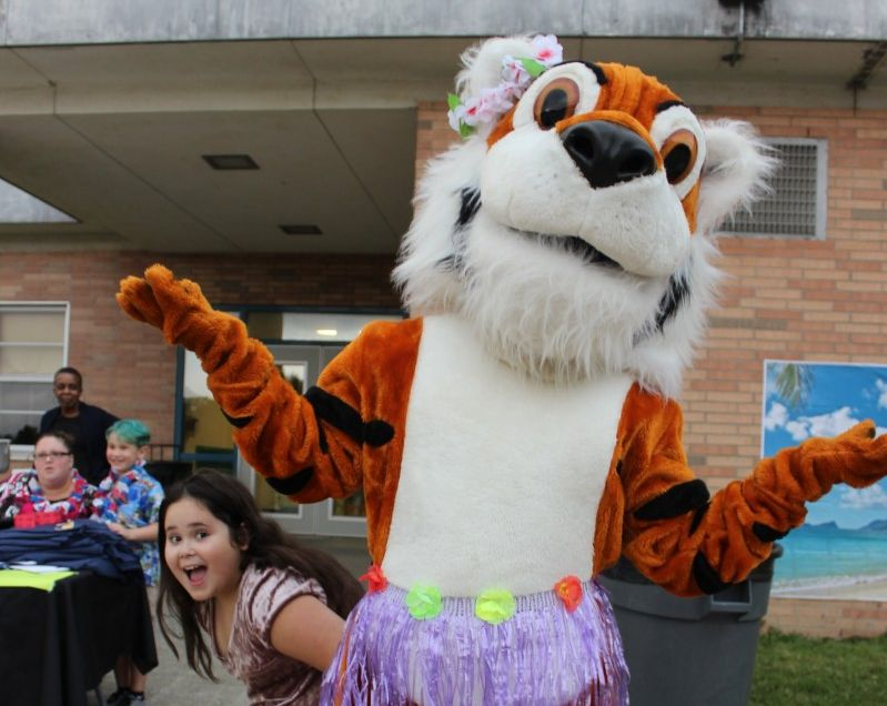 Thumbnail for Temple Hill Academy Welcomes Students Back With  a Bash
