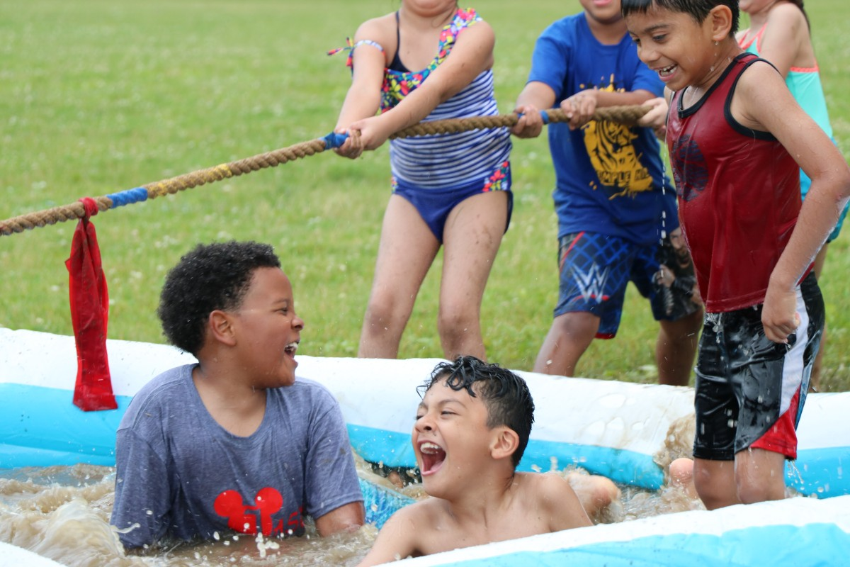 dc0bec6c80 Temple Hill Scholars Made a Splash on Field Day Temple Hill K-5 Scholars  enjoyed a water soaked field day on June 20th. The rain held out but they  dove into ...