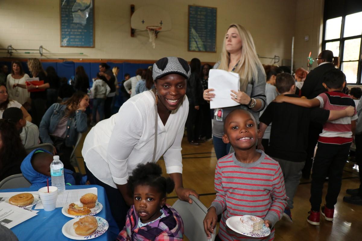 Thumbnail for Balmville Hosts Annual Muffins for Mom Celebration