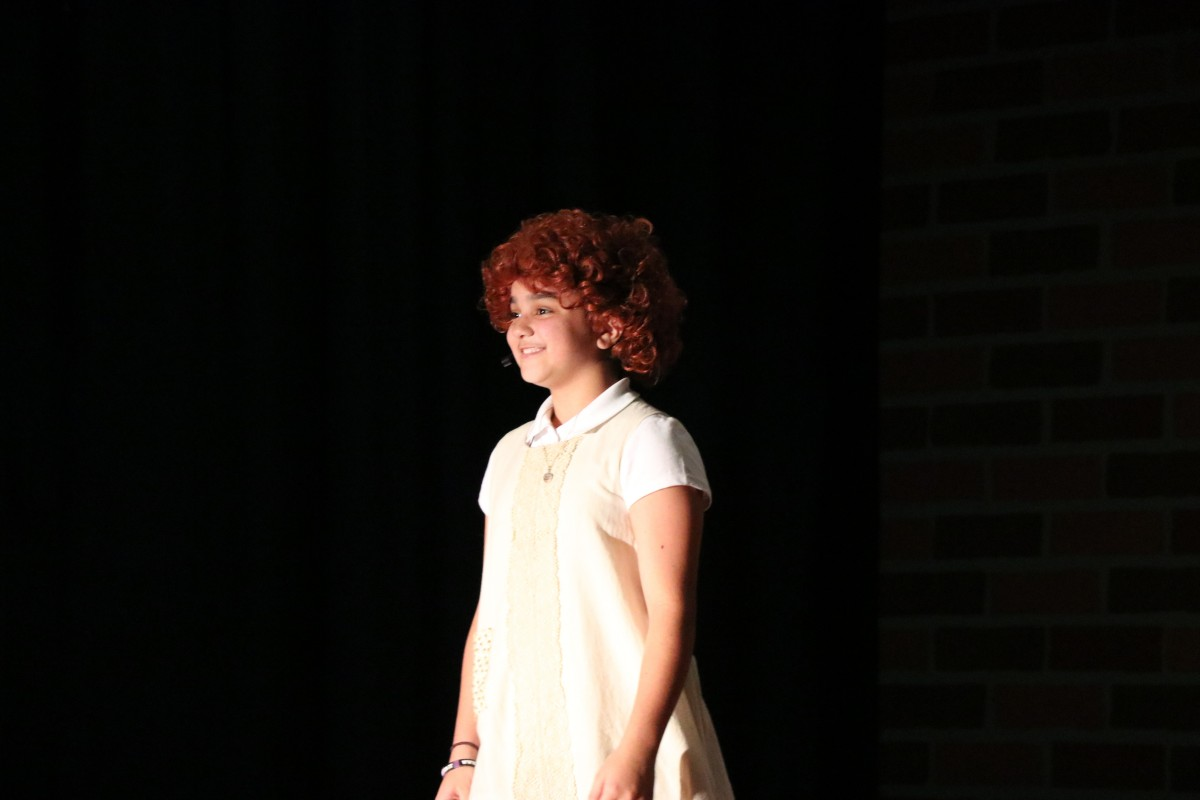 Thumbnail for Fostertown School Performs Annie Jr.
