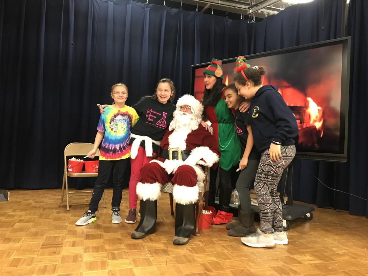Thumbnail for Fostertown Celebrates the Season at Jingle Jam