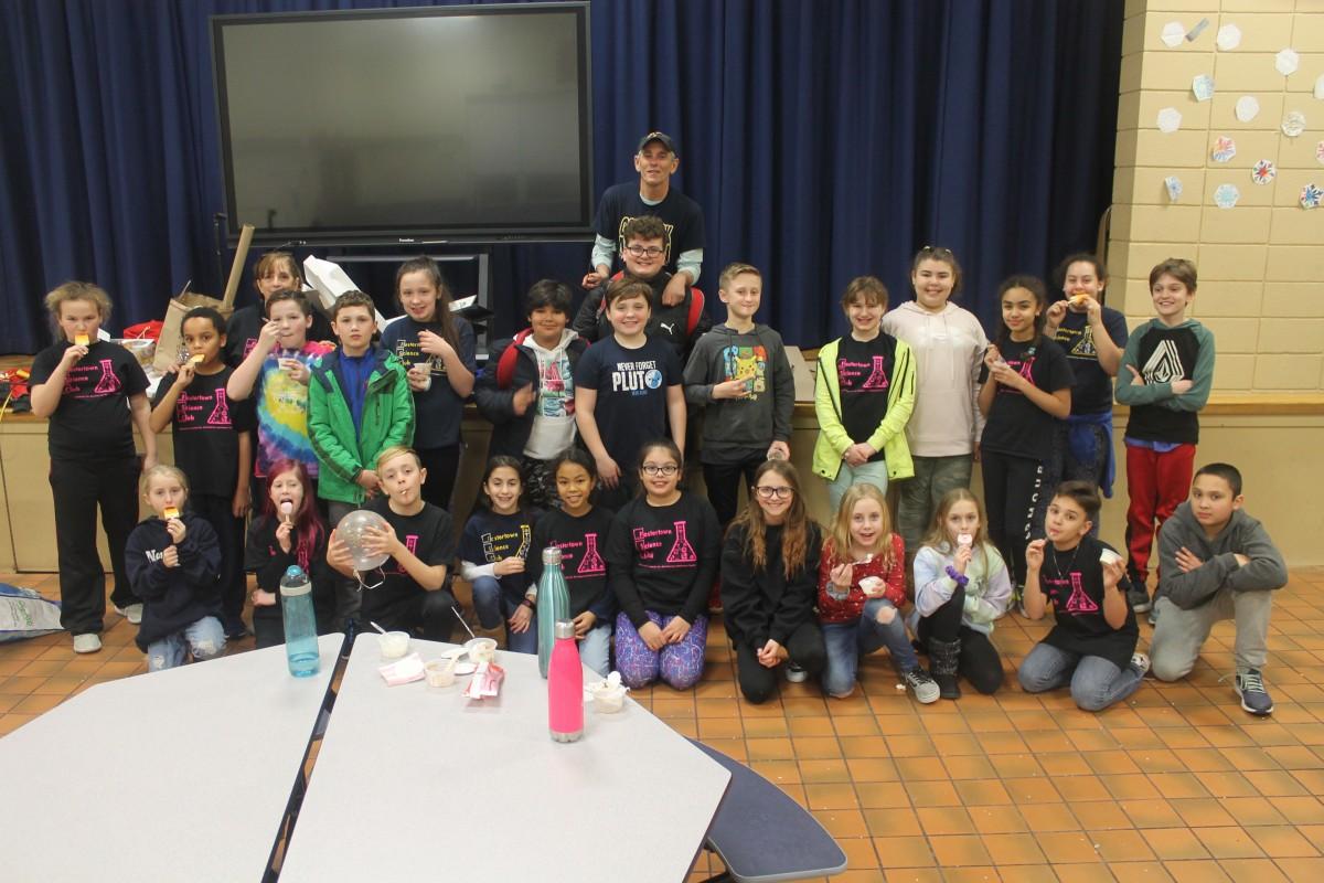 Thumbnail for Fostertown Scholars Host Rube Goldberg Event