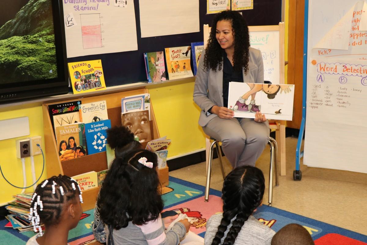 GAMS Hispanic Heritage Month Readers